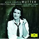 Anne-Sophie Mutter - Recital 2000