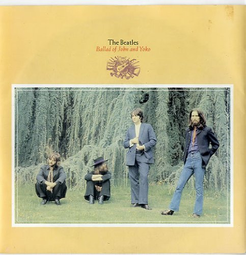 Ballad of John & Yoko [7 inch Analog]
