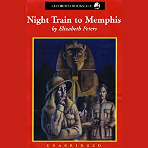 Night Train to Memphis: The Fifth Vicky Bliss Mystery | [Elizabeth Peters]