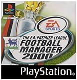 FA Premier League Football Manager 2000 (PS)