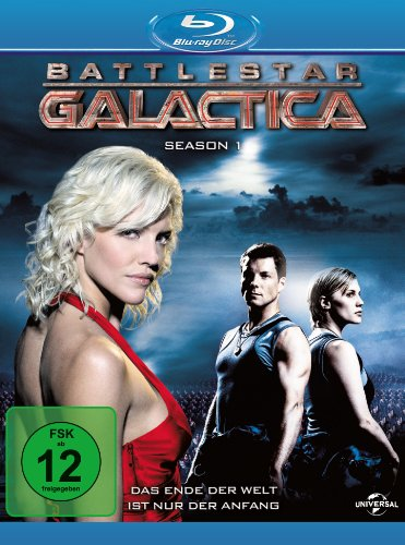 Battlestar Galactica - Season 1 [Blu-ray]