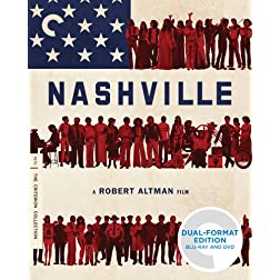 Nashville (Criterion Collection) (Blu-ray/DVD)