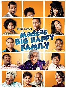 515akrZc7nL. SX215  Madeas Big Happy Family (2011)