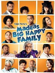 515akrZc7nL. SX215  Madeas Big Happy Family (2011)