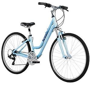 Diamondback Bicycles 2014 Vital Two Ladies Sport Hybrid Bike with 700c Wheels by Diamondback Bicycles