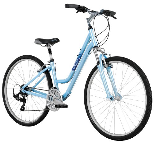 Diamondback Bicycles 2014 Important Two Women's Sport Hybrid Bike with 700c Wheels