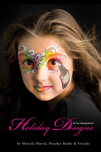 Face Painting Book Of Holiday Designs