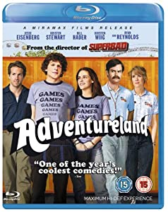 Adventureland [Blu-ray] [Import anglais]