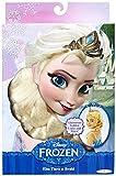 Disney Frozen Elsa's Tiara and Braid