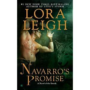 Navarro's Promise (Breeds) - Lora Leigh