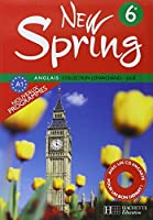 Anglais 6e New Spring (1CD audio)