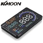 "KKmoon 5.5"" Large Screen Auto Car HUD..."