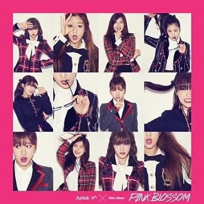 Pink Blossom (4th Mini Album) (60P booklet+Photocard random + Poster)