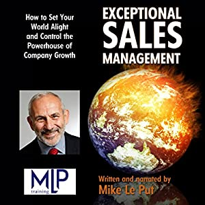 Exceptional Sales Management Audiobook