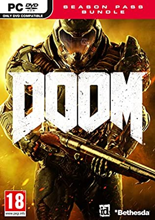 Doom Game + Season Pass Bundle (Exclusive to Amazon.co.uk) (PC DVD)