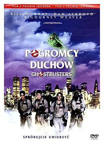 Ghost Busters [Region 2] (English audio. English subtitles) by Bill Murray