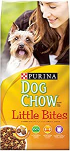 Purina dog chow dry dog food little bites 8 for Purina game fish chow