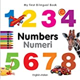 My First Bilingual Book–Numbers (English–Italian)