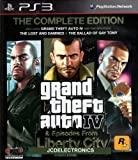 Grand theft auto iv the complete edition NTSC