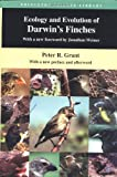Ecology and Evolution of Darwin's Finches (0691048665) by Peter R. Grant