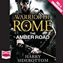 The Amber Road (       UNABRIDGED) by Harry Sidebottom Narrated by Nick Boulton