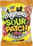 Maynards Sour Patch Kids Soda Popz Bag 160g