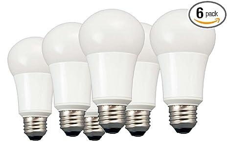 TCP LA1050KND6 LED A19 - 60 Watt Equivalent