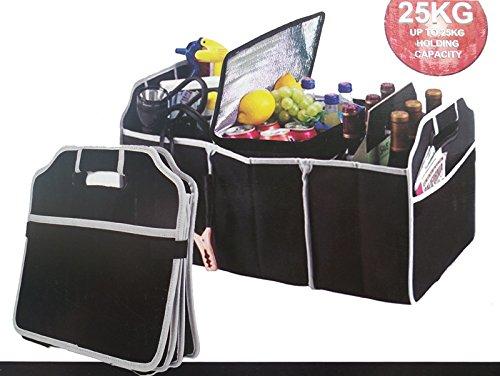 Bidyn (TM)-Custodia multifunzione per Auto per bagagliaio Auto sacchetto Cubby-Scatola pieghevole per stoccaggio multi_use qb009_sz tasca pieghevole