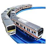 プラレールアドバンス E231系総武線&E233系中央線 ダブルセット