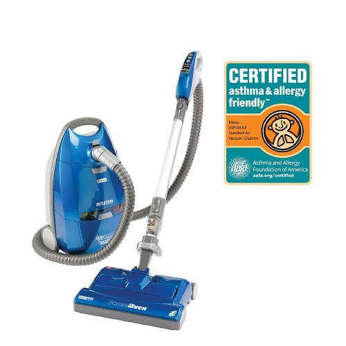 Kenmore 28014 Intuition Canister Vacuum Cleaner - Blue