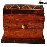 Artlivo Coconut Shell Decorative Utility Box - B019Z44SV8