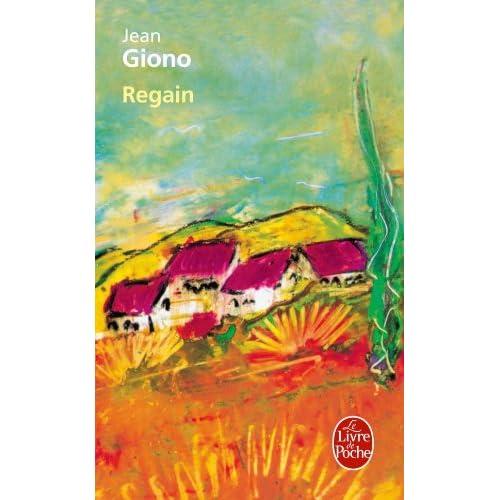 Jean Giono - Trilogie de Pan 03 - Regain 515bDs-INjL._SS500_