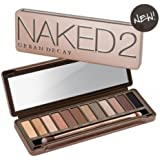 Urban Decay Naked2 (Naked 2) Palette (Just The Palette, no mini lipgloss included)