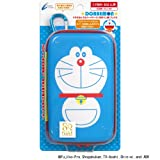 Doraemon Semi Hard Case (3ds Ll For) Face of Doraemon (Japan Import)