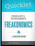 img - for Quicklet - Steven D. Levitt & Stephen Dubner's Freakonomics book / textbook / text book