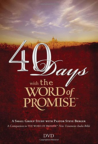 40 Days with The Word of Promise [DVD]