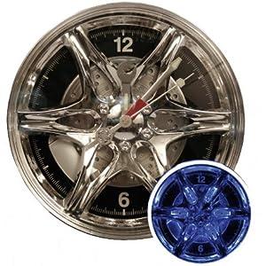 Horloge Jante Voiture - Noire et Chromée 515bHIIHb9L._SL500_AA300_