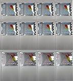 【お買い得12本セット】ライト コンペフラッグ COMPE FLAG 【ニアピン8本・ドラコン4本】日本製