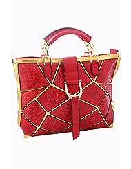 Young & Forever Red Elegant Designer Handbag For Women By CrazeeMania