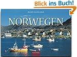 NORWEGEN - Ein Panorama-Bildband mit...