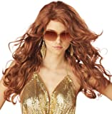 Lets Party By California Costumes Super Sexy Super Model (Auburn) Mature Wig / Red - Size One - Size
