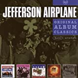 echange, troc Jefferson Airplane - Original Album Classics : Takes Off / Surrealistic Pillow / After Bathing at Baxter's / Crown of Creation / Bless Its Pointed L