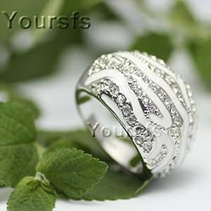 Amazon.com: MasterGem American Swiss Wedding Rings Dubai