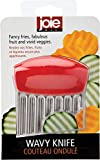 Stainless Steel Crinckle Cutter by Msc, Colors May Vary
