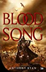 Blood Song, tome 3 : La Reine de feu par Ryan