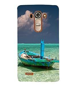 Vizagbeats Coastal Boat Back Case Cover for LG G4::LG G4 H815