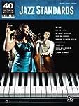 Jazz Standards: 40 Sheet Music Bestse...