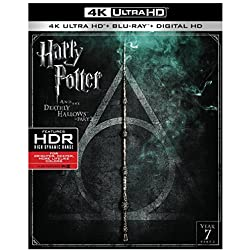 Harry Potter and the Deathly Hallows Pt.2 [4K Ultra HD + Blu-ray]