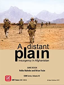 A Distant Plain: Insurgency in Afghanistan - COIN Series Volume 3
