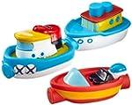 Alex Toys Rub A Dub Magnetic Boats in...